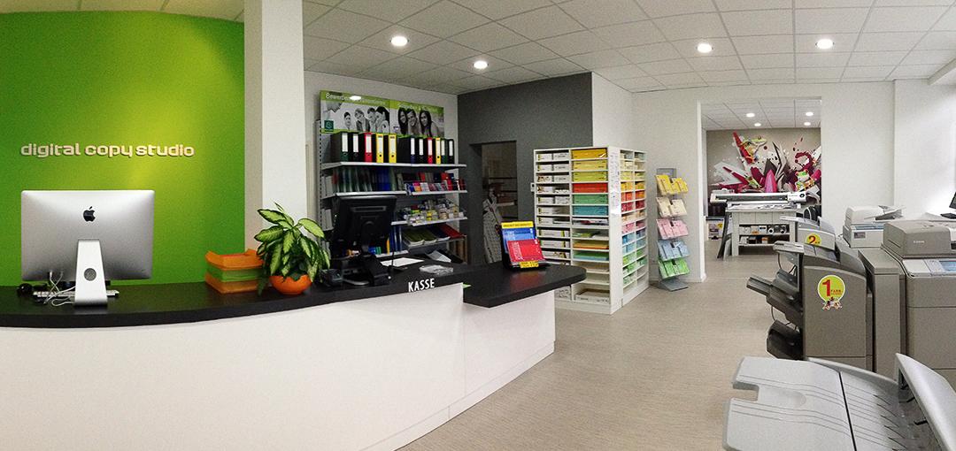 Der Copyshop In Stuttgart Mit Den Richtigen Druckmittel